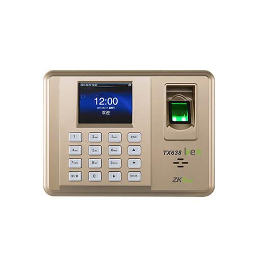 TX638指纹识别考勤机