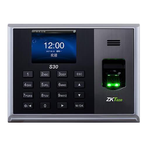 TA302指纹识别考勤机