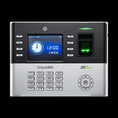 iClock980指纹识别考勤机