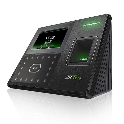 ZF800人脸指纹识别考勤机