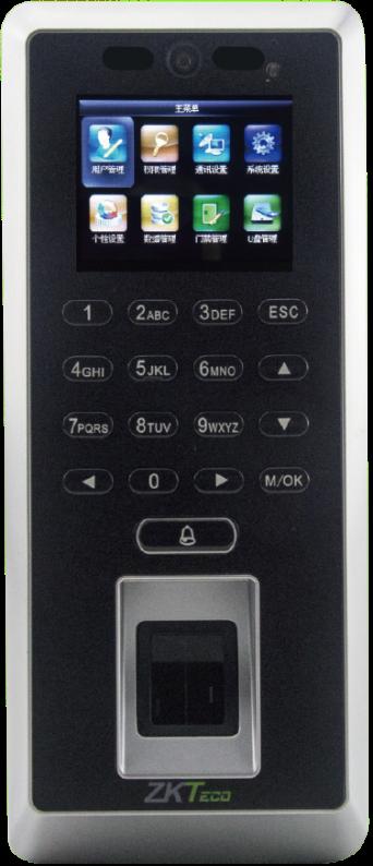 TA905指纹门禁机
