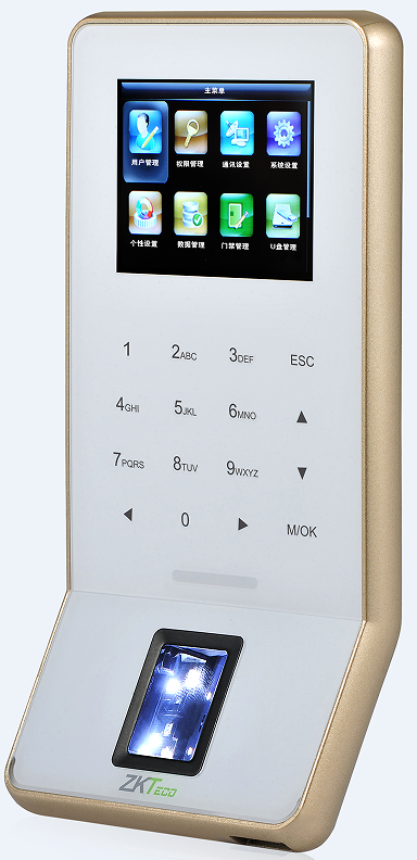 TA908指纹识别E世博app机