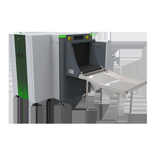 ZKX6550D 双源双视角通道式X射线安检仪