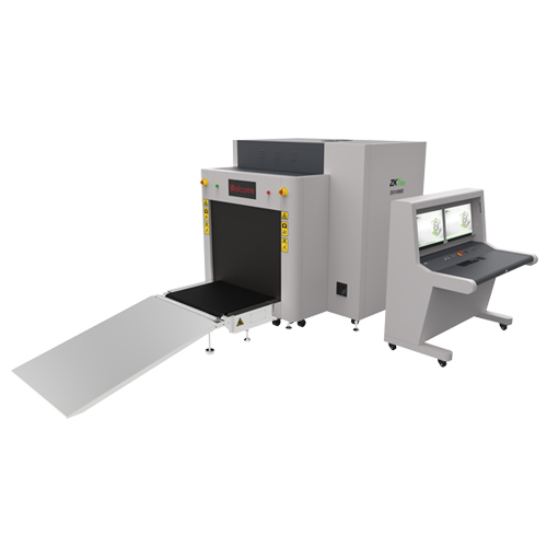 ZKX10080D 双源双视角通道式X射线安检仪