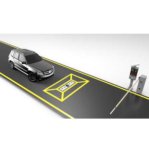 ZK-VSCN200固定式车底安全检查系统