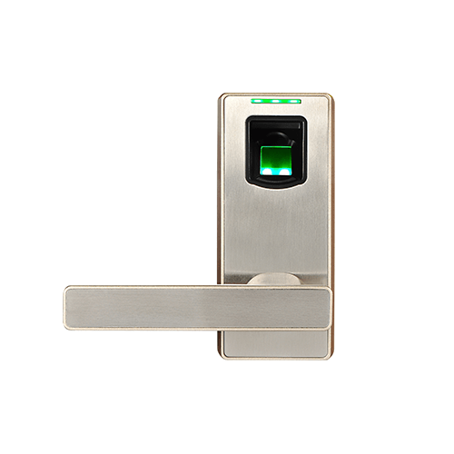 PL10ML10智能指纹门锁