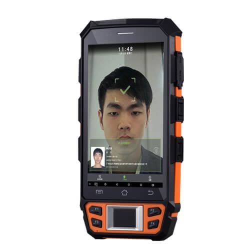 ID510手持式人证核验终端