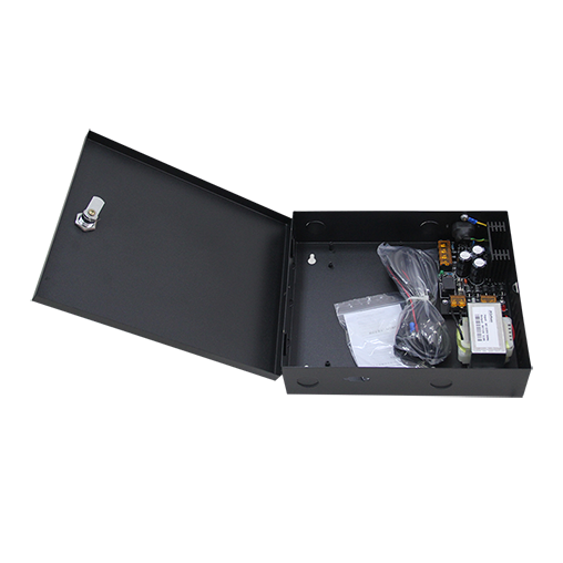 CASE03控制器铁箱
