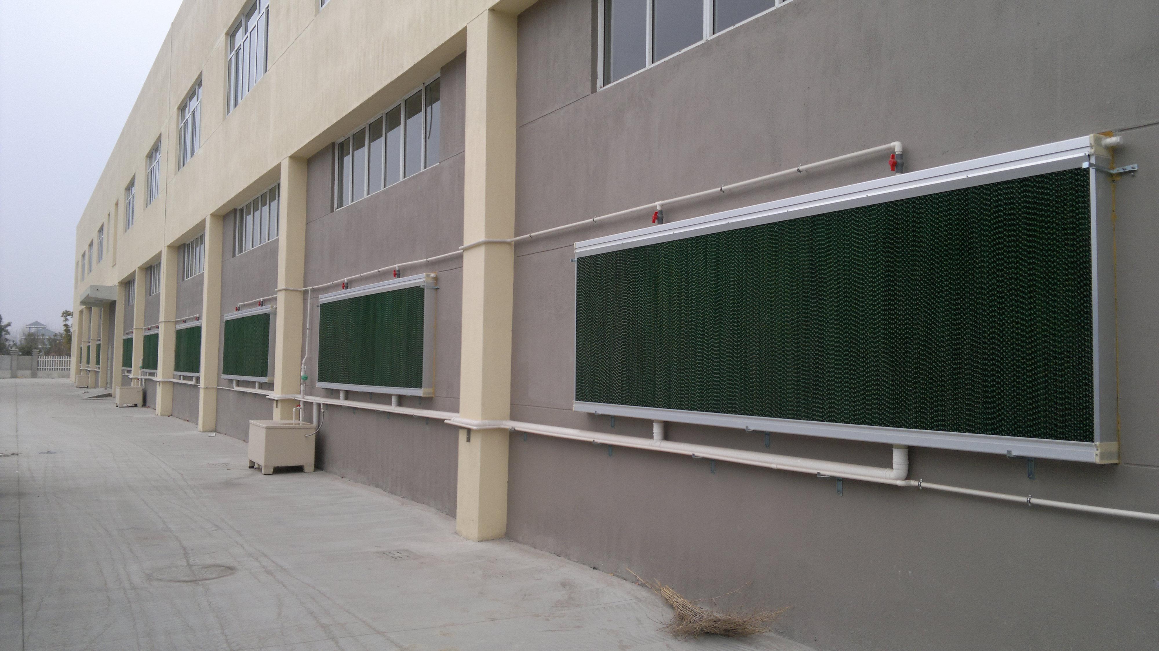 淮安水濂降溫系統
