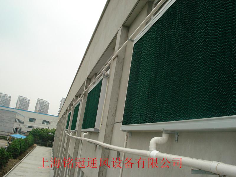 无錫嘉泰水濂降溫系統