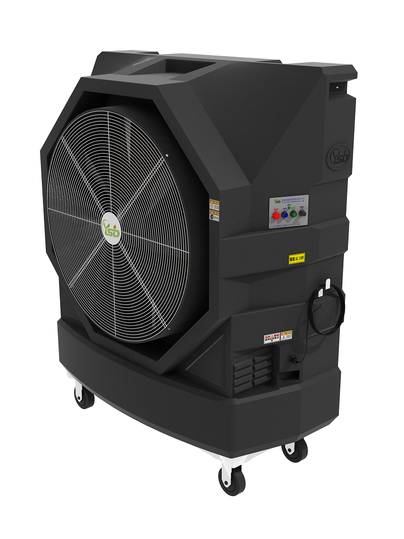 M602移动式环保水冷扇