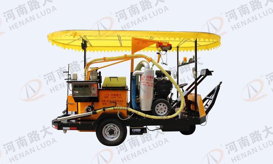 LD-Z400D型自行(牵引)式路面灌缝机