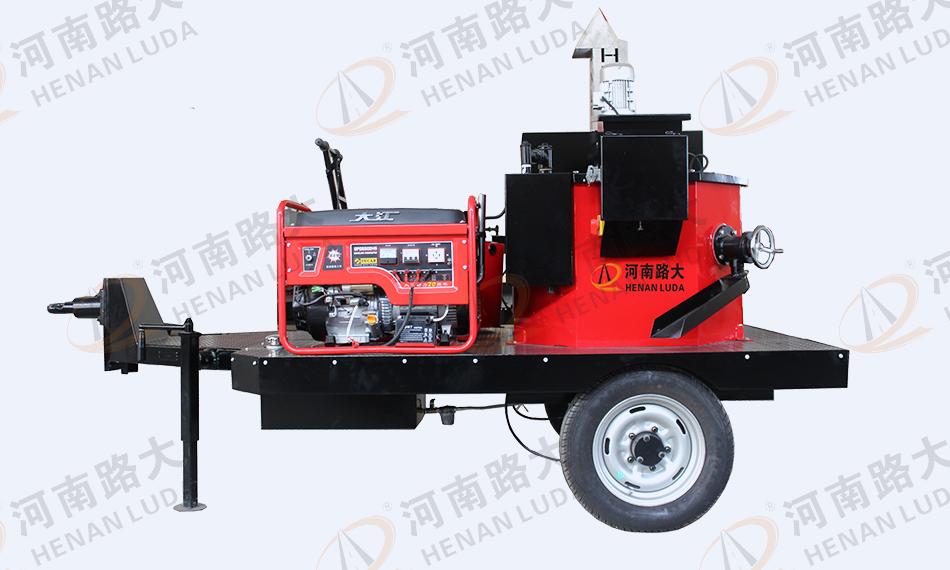 LD-Q200DR/400DR/650DR型系列牵引式路面灌缝机