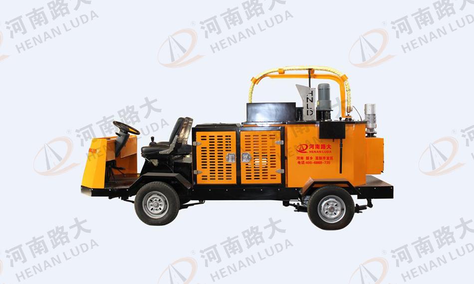 LD-X650D型新能源自行式路面灌缝机