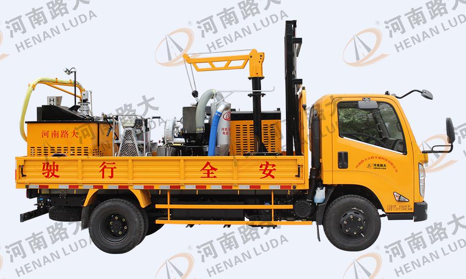 LD-C650Y型车载式路面灌缝机