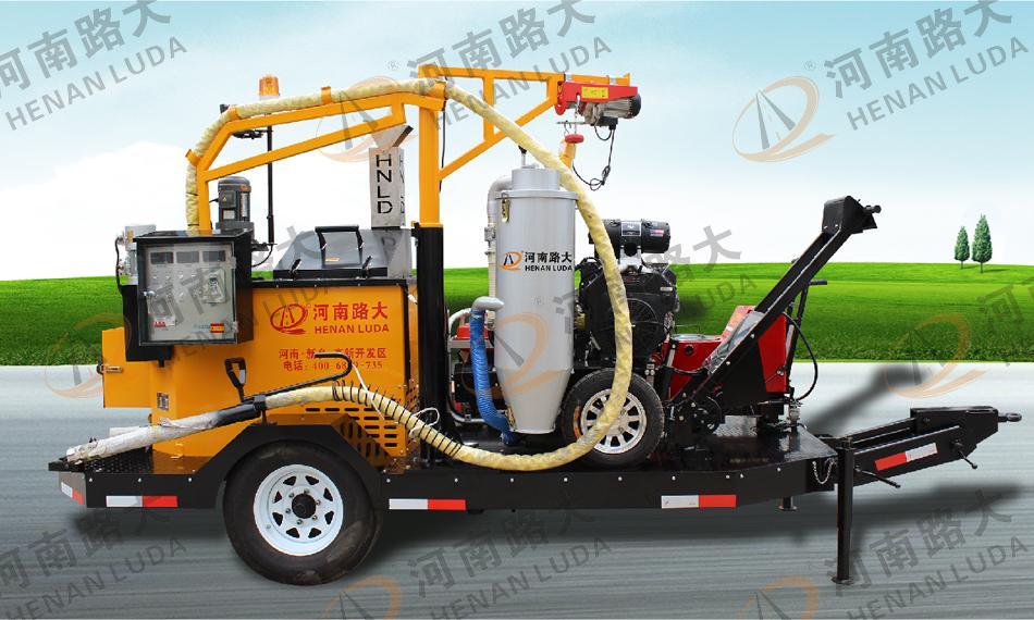 LD-Q400D牵引式路面灌缝机