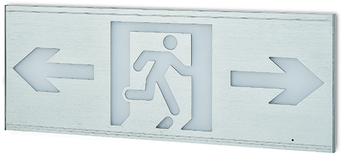 盛世電工集中電源集中控制型消防應急標志燈具超薄款511B