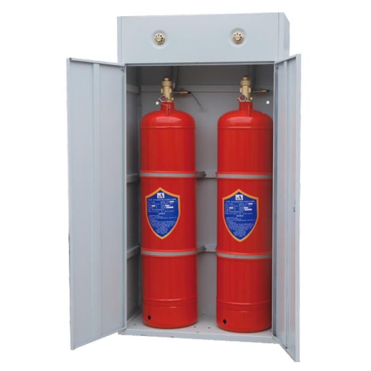 兴安(双柜)柜式七氟丙烷灭火装置