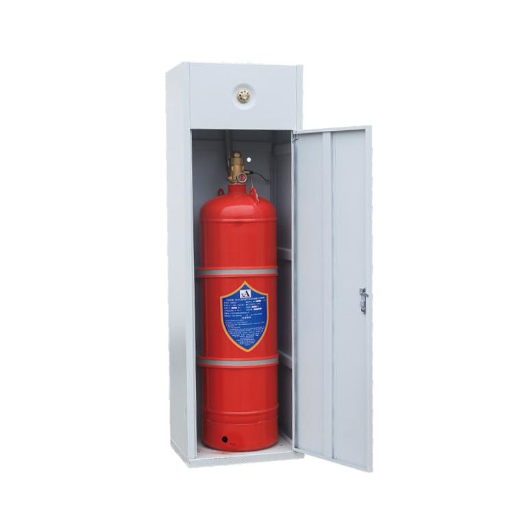 兴安(单柜)柜式七氟丙烷灭火装置