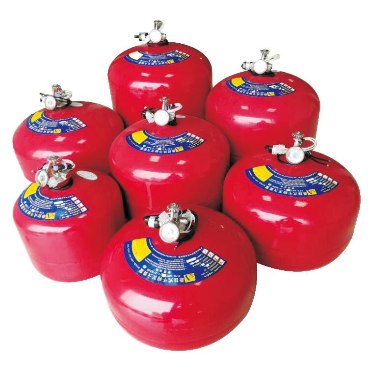 兴安悬挂式干粉灭火装置 (贮压)