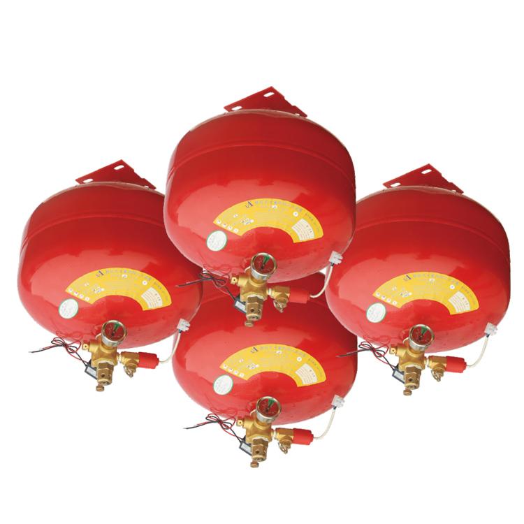 兴安悬挂式七氟丙烷气体灭火装置