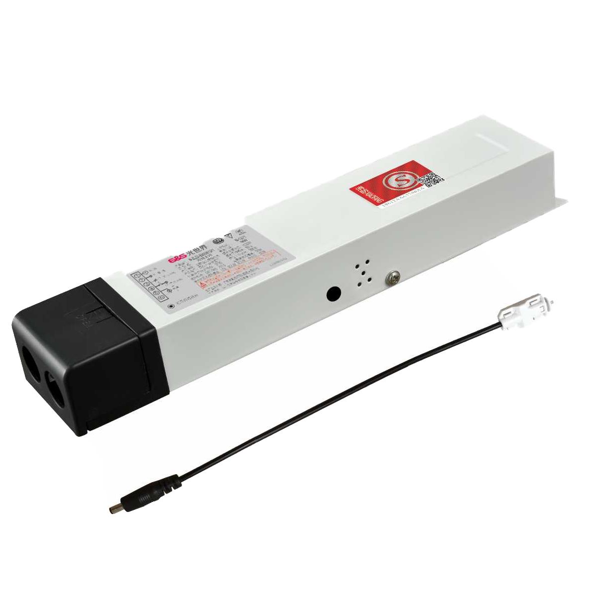 光世界整體式鎳鉻電池應急電源盒N1344
