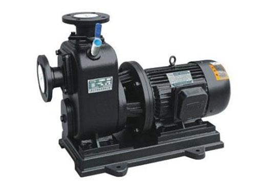 ZX型自吸式离心泵