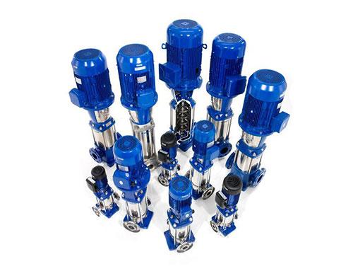 QDLF不銹鋼多級泵