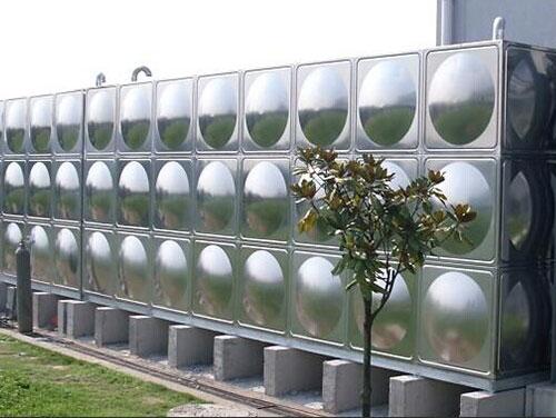 304不銹鋼方形水箱