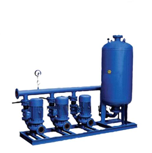 管道泵增压成套