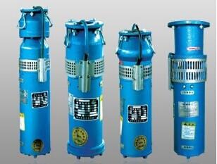 QSP 充水式喷泉泵