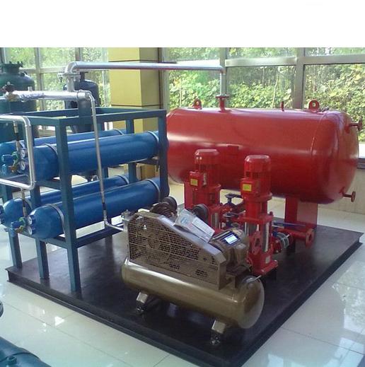SYDY型消防氣體頂壓給水設備