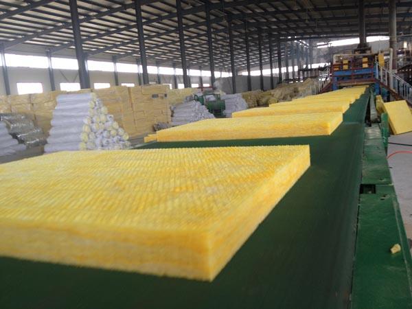 玻璃纤维棉的制作过程与用途
