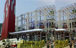 佛山顺德顺能垃圾发电厂项目(火力发电)