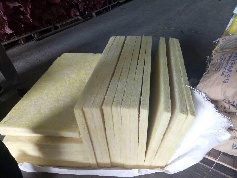 玻璃棉压缩板
