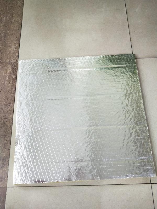 空调风管双面贴铝箔