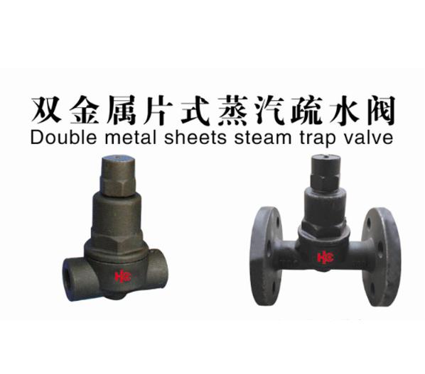 双金属片式蒸汽系列