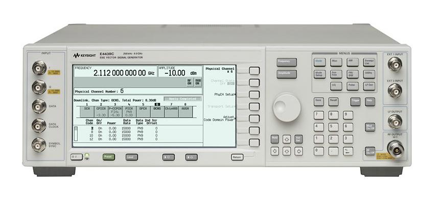 是德E4438C ESG矢量信号发生器