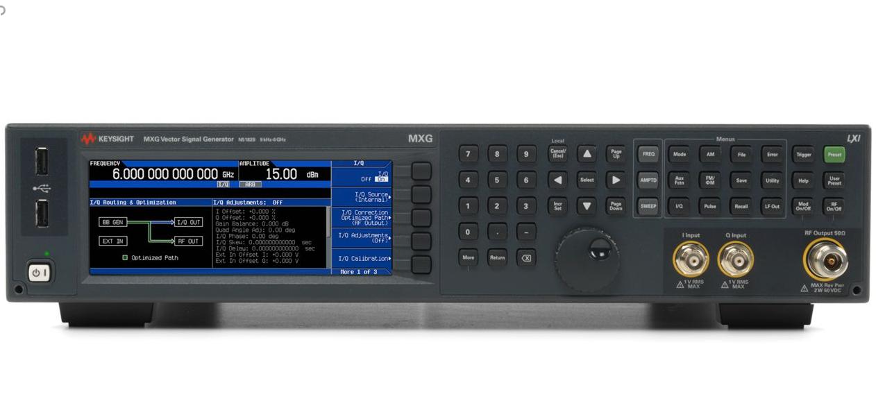 是德N5182B MXG X系列射频矢量信号发生器