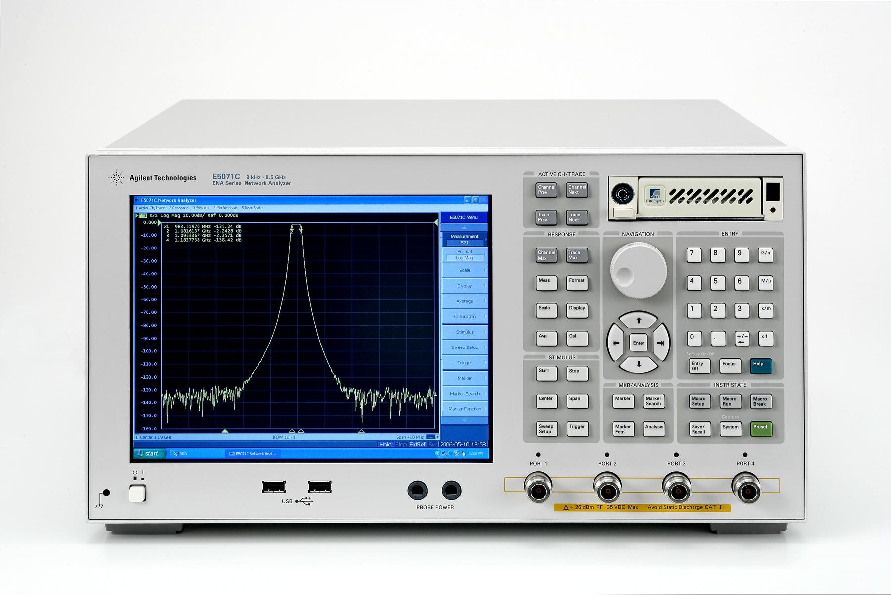 E5071C网络分析仪KEYSIGHT/是德