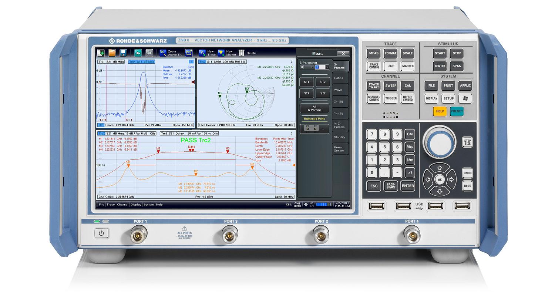 ZNB8矢量网络分析仪R&S/罗德与施瓦茨