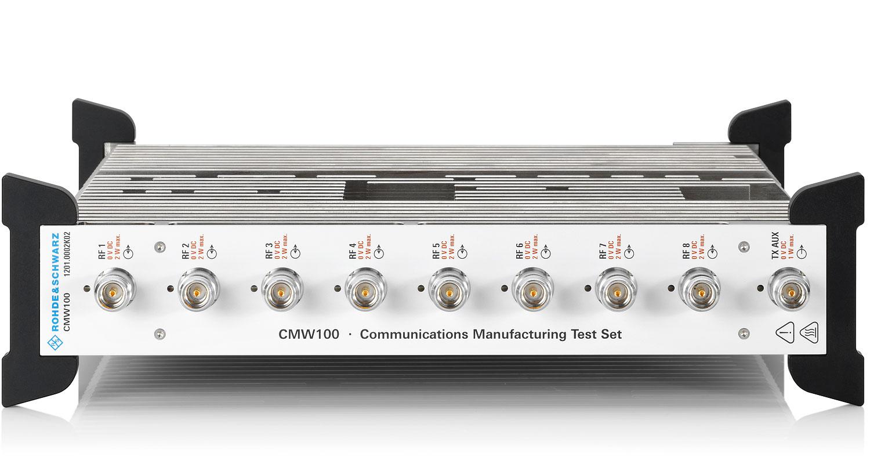 罗德CMW100无线通信综合测试仪