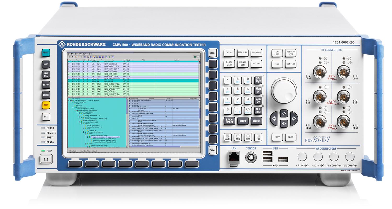 罗德CMW500无线通信综合测试仪