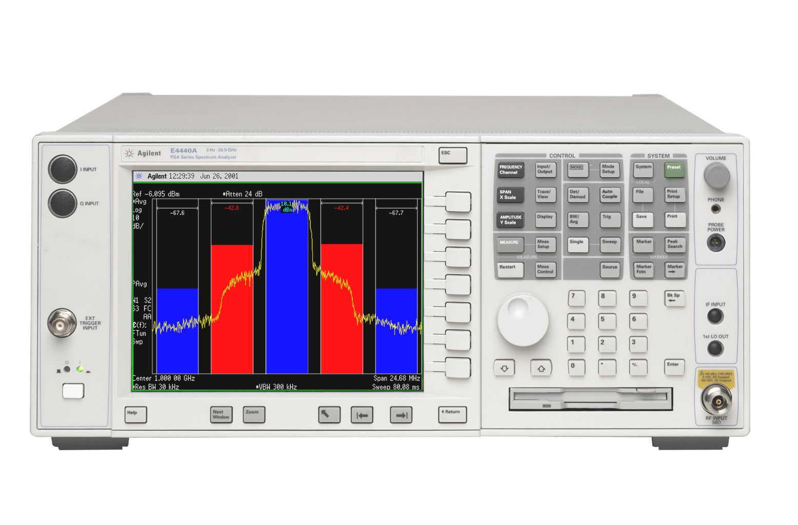 E4440A频谱分析仪