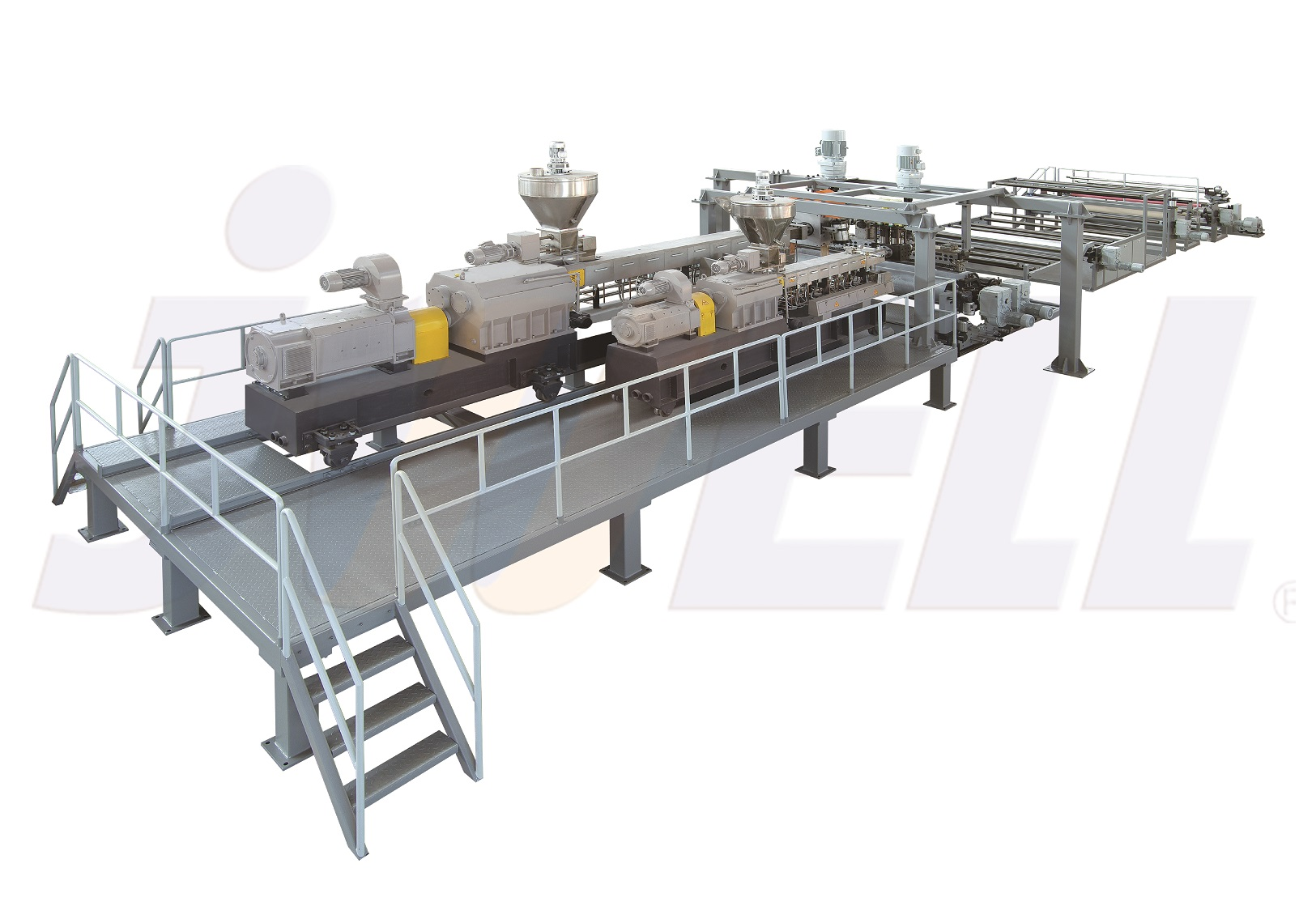 PVB/SGP薄膜生产线