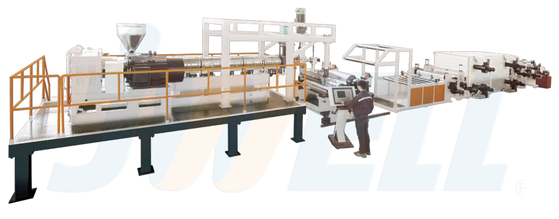APET/PETG/CPET片材生产线
