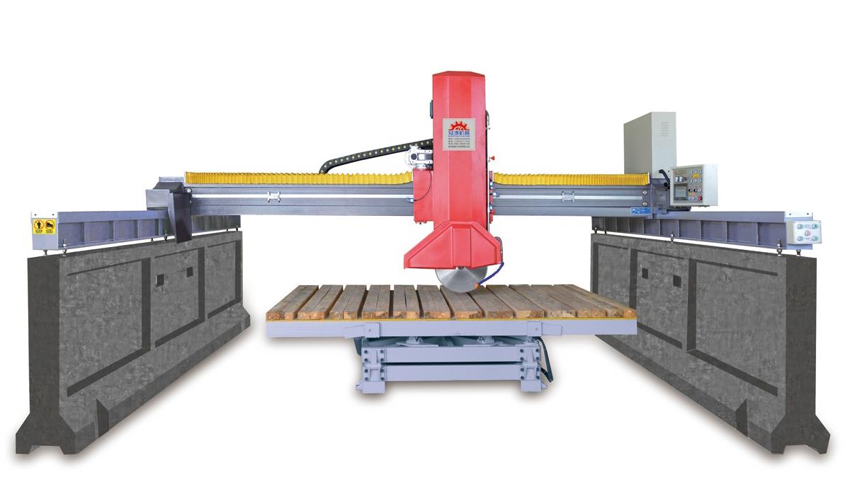GY-400 600 700 Infrared Bridge Edge-cutting Machine