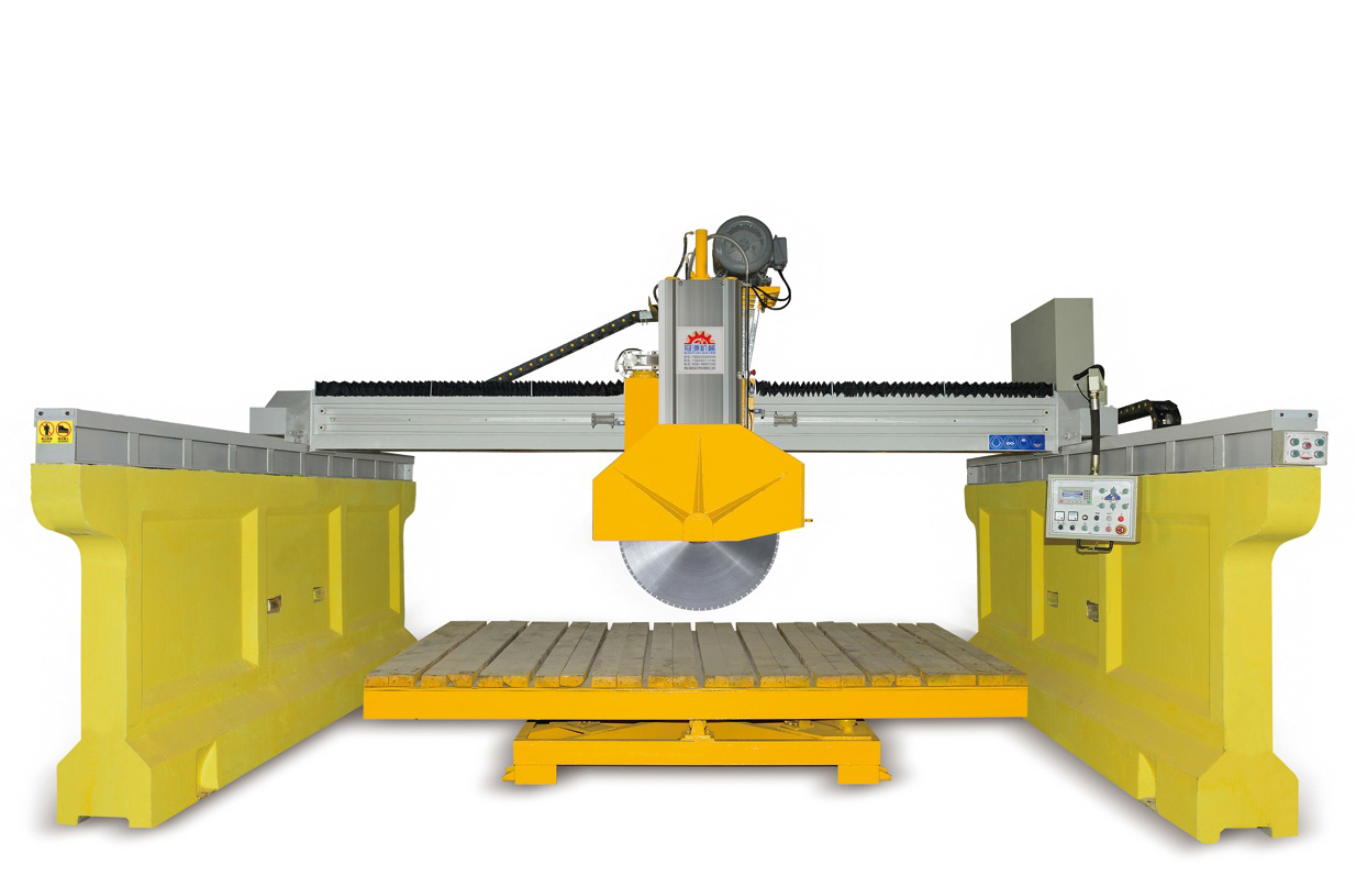 GY-1200 Brige Type Cutting Machine