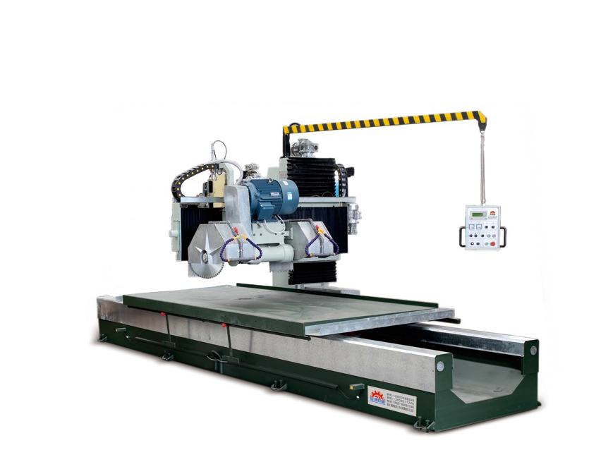 GY-800  Computer Controlled Special-shape Stone Line Cutting Machine