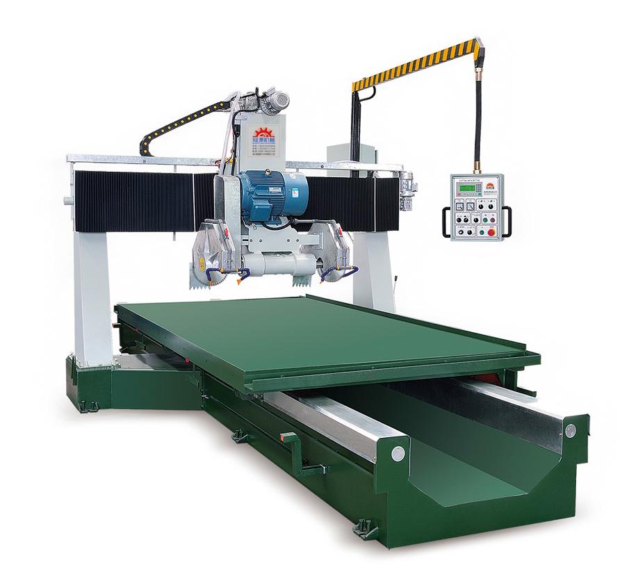 GY-1900   Bridge abnormity cutting cutting machine